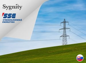 Ensuring continuity of energy supply – implementation  the  Sygnity Forecast system in Stredoslovenská Energetika